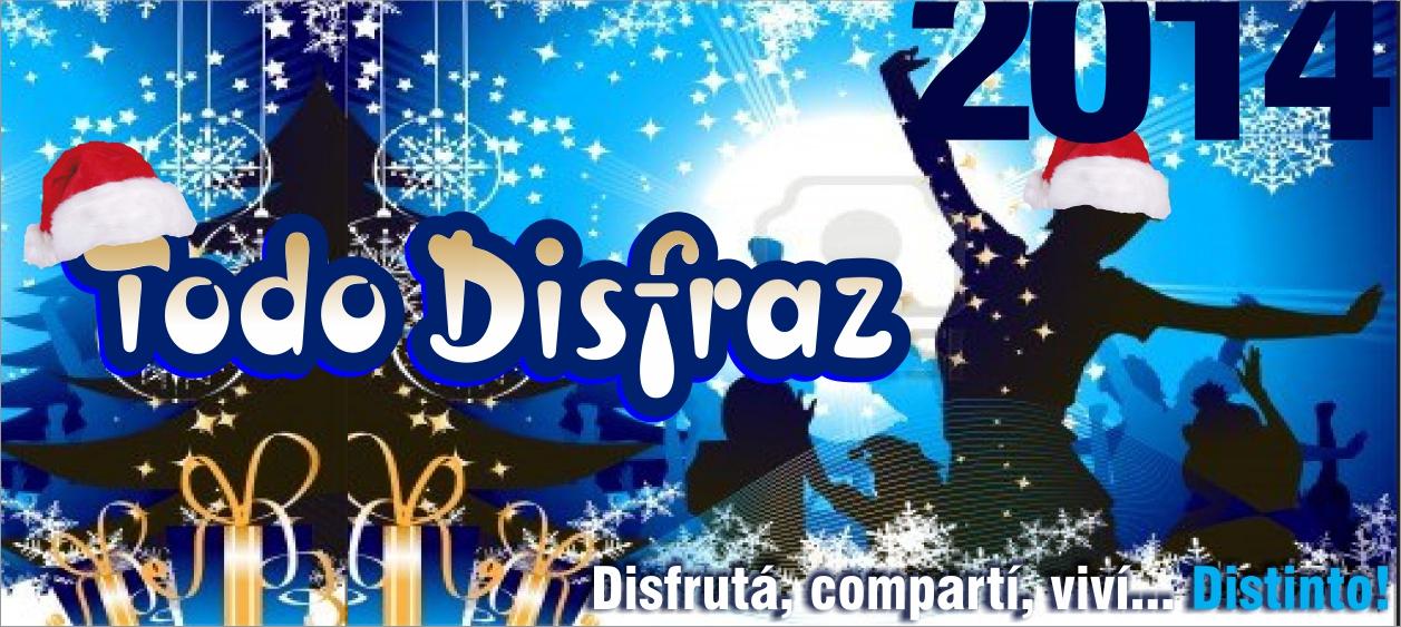 Alquiler de Disfraces Todo Disfraz - Fiestas de Fin de Año 2014
