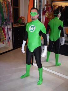 Disfraces Todo Disfraz - Linterna Verde 0645
