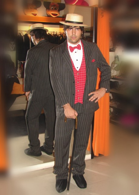 Años 20 - Disfraces Todo Disfraz - Alquiler de disfraces en Capital ... ee6f20d28de