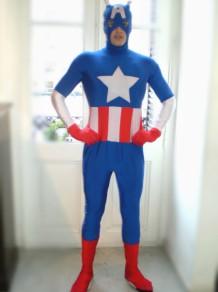 Disfraces Todo Disfraz -  Capitan America 2062