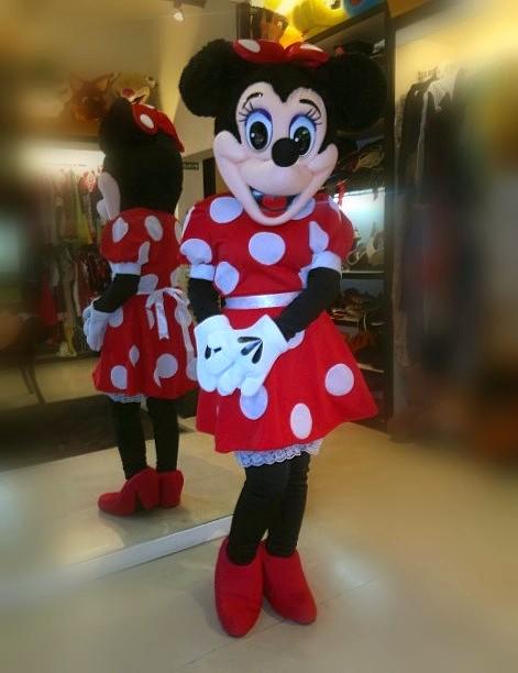 Disfraces Todo Disfraz -  Minnie 1864