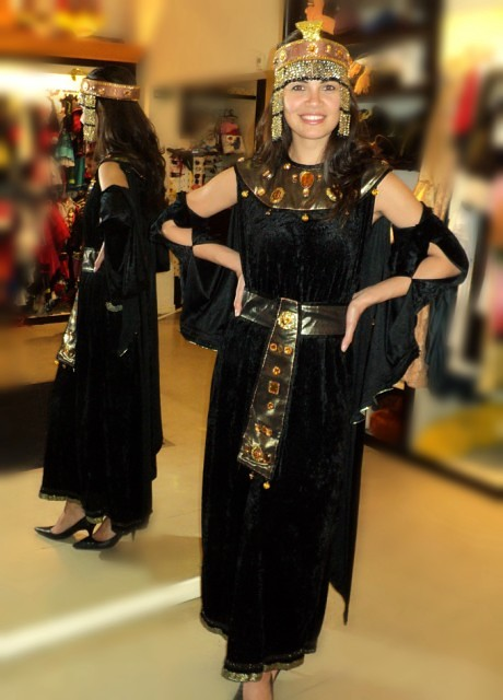 Disfraces Todo Disfraz - Cleopatra Larga 3