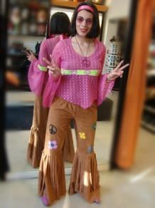 Disfraces Todo Disfraz Hippie 45