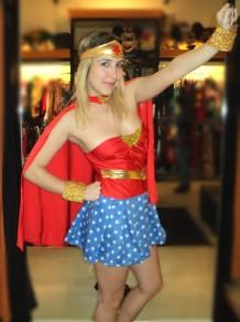 Disfraces Todo Disfraz - Mujer Maravilla 3