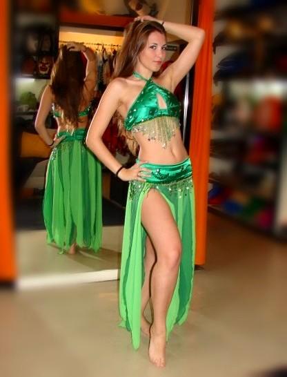 Disfraz De Arabe Para Mujer