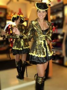 Disfraces Todo Disfraz - Pirata Mujer 70