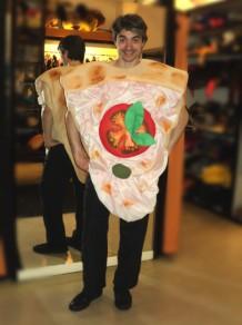 Disfraces Todo Disfraz - Pizza 2001