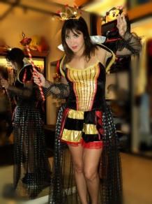 Disfraces Todo Disfraz - Reina de Corazones 4