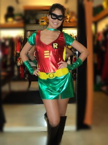 Robin Mujer 2010