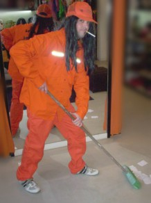 Disfraces Todo Disfraz - Trash Man 0406