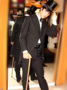 Disfraz Todo Disfraz- Cabellero Levita 0127