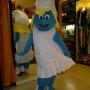Disfraz de Pitufina (1)
