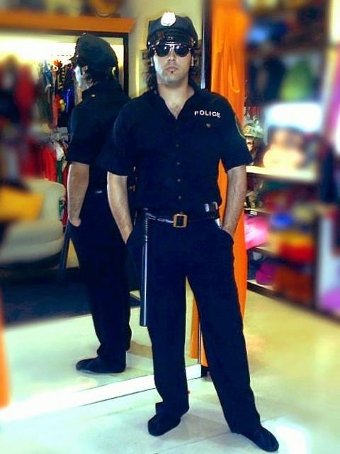Policía - Disfraces Todo Disfraz - Alquiler de disfraces en Capital ... 12349e9d781
