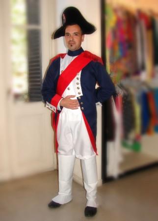 Napoleon Bonaparte - Disfraces Todo Disfraz - Alquiler de disfraces ... 92ea4862e35