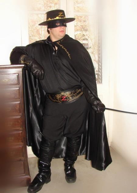 Disfraces Todo Disfraz - Zorro 0648