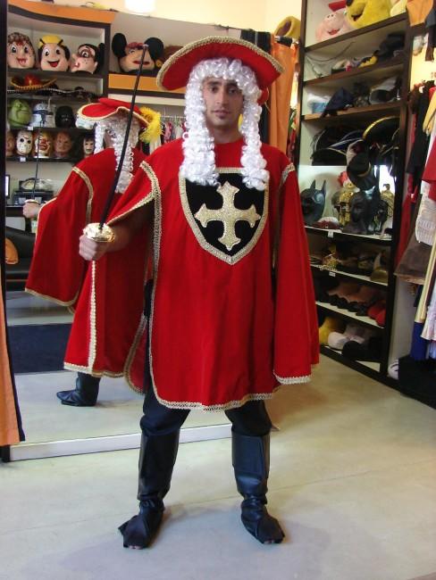 Mosquetero Porthos 1307