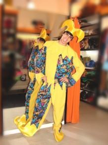 Disfraces Todo Disfraz - Payaso Arlequin 0351