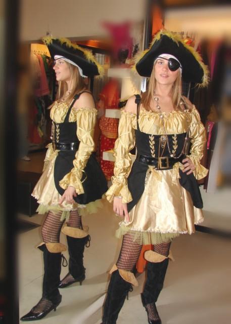 Pirata Mujer - Disfraces Todo Disfraz - Alquiler de disfrace