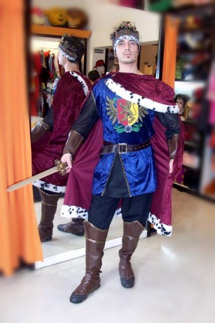 Disfraces Todo Disfraz - Rey Medieval 1034