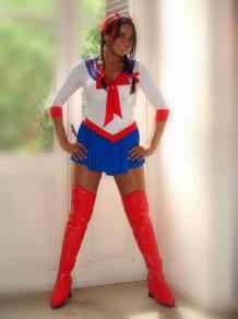 Sailor Moon Disfraces Todo Disfraz