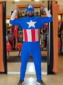 Todo Disfraz - Capitan America 2062