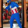 Todo Disfraz – Capitan America 2062.