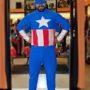 Todo Disfraz – Capitan America 2062..