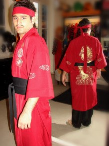 Todo Disfraz - Japonés 0032