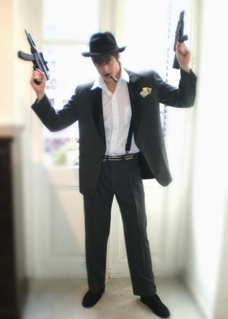 Disfraces Todo Disfraces - Gangster 0530