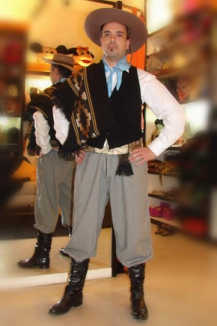 Disfraces Todo Disfraz - Gaucho 0241