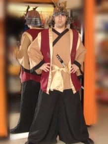 Disfraces Todo Disfraz - Samurai 1015