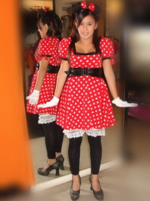 Todo Disfraz - Minnie 1492