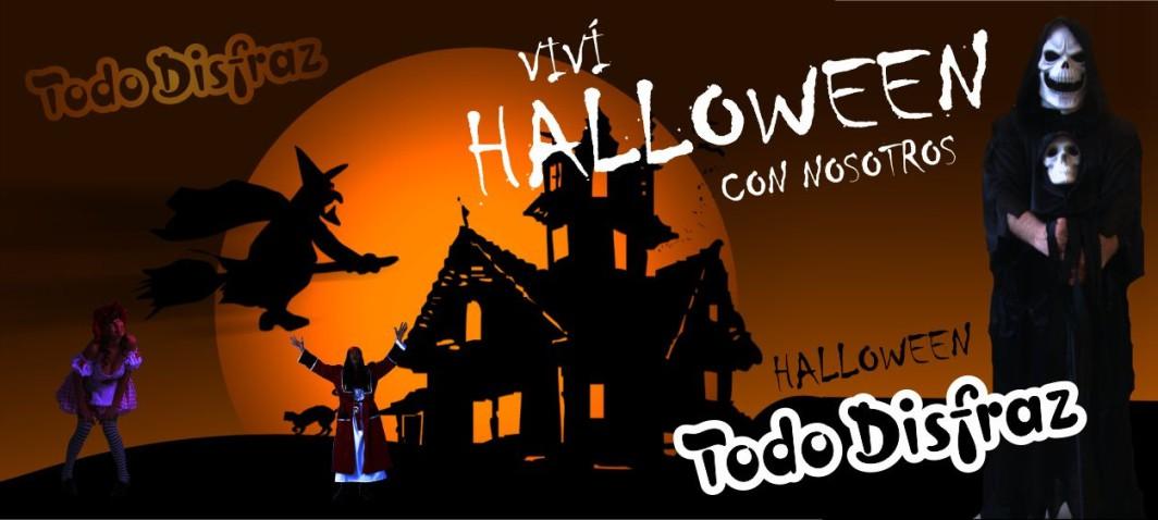 Fiestas Halloween 2014 - Disfraces Todo Disfraz
