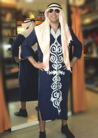 Todo Disfraz - Arabe - 0183