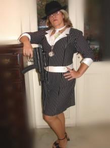 Todo Disfraz - Gangster 2031
