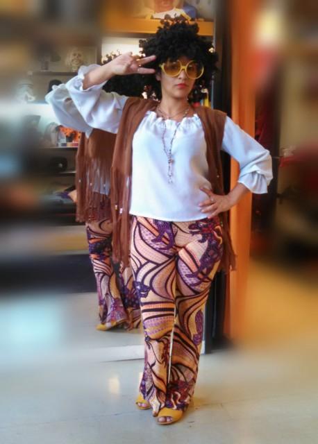 Todo Disfraz - Años 70 Mujer 2517