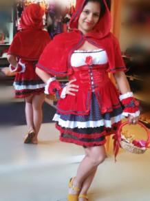 Todo Disfraz - Caperucita Roja 1485