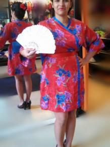 Todo Disfraz - Geisha 2246