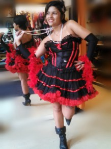 Todo Disfraz - Moulin Rouge 1385