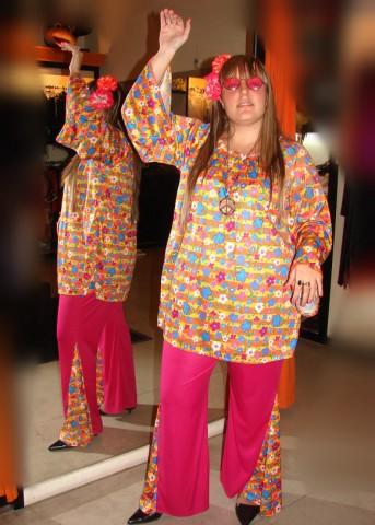 ee303549da8dc Años 70 - Hippie Plus - Disfraces Todo Disfraz - Alquiler de ...