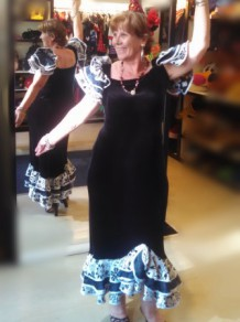 Todo Disfraz - Española Flamenca 2541..