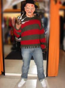 Todo Disfraz - Freddy 0654