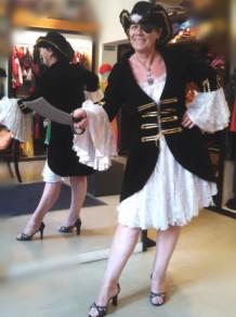 Todo Disfraz - Pirata Plus Bucanera 1297
