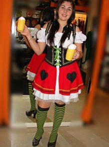 Todo Disfraz - Chica Cervecera 1387
