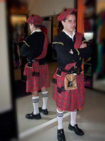 Todo Disfraz - Escocés 0416