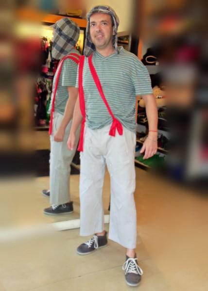 Todo Disfraz - Chavo 2529