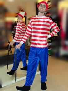 Todo Disfraz - Wally 2552