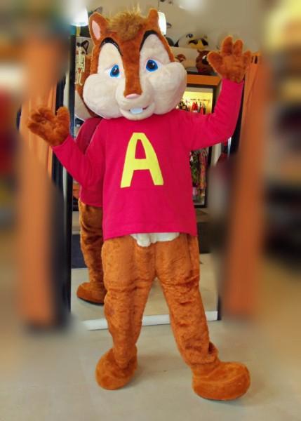 Todo Disfraz - Alvin 2557
