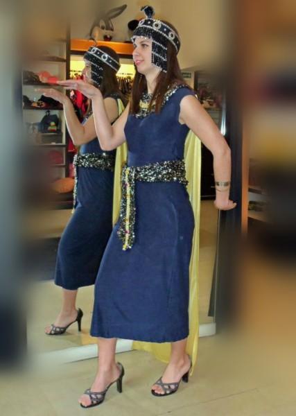 Todo Disfraz - Cleopatra 0666