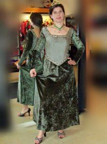 Todo Disfraz - Medieval - Fiona 0059